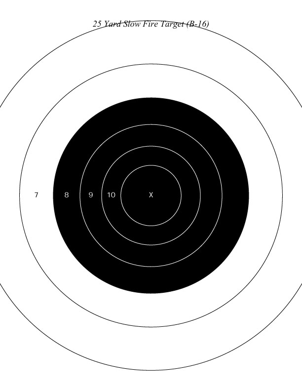 Comprehensive image with regard to nra b-8 target printable